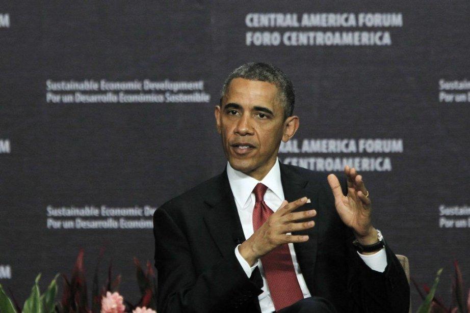 «Les États-Unis reconnaissent que notre destin est lié... (Photo JUAN CARLOS ULATE, REUTERS)
