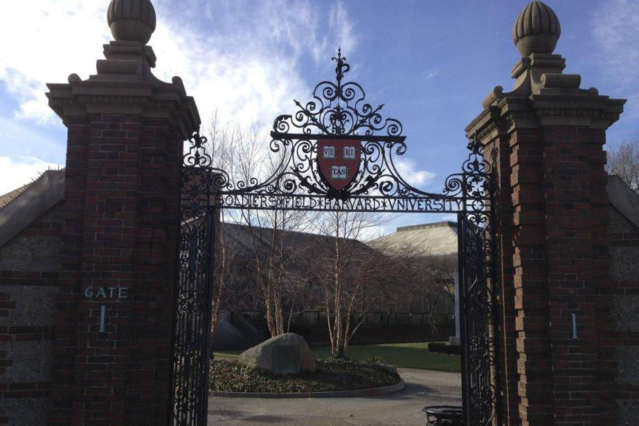 L'université Harvard, dans le Massachusetts.... (Photo Michel Marois, Archives La Presse)