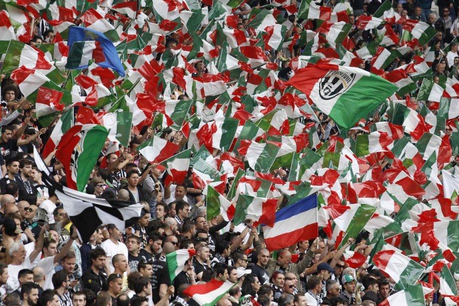 La Juve conserve son titre conquis en 2012.... (Photo : Stefano Rellandini, Reuters)