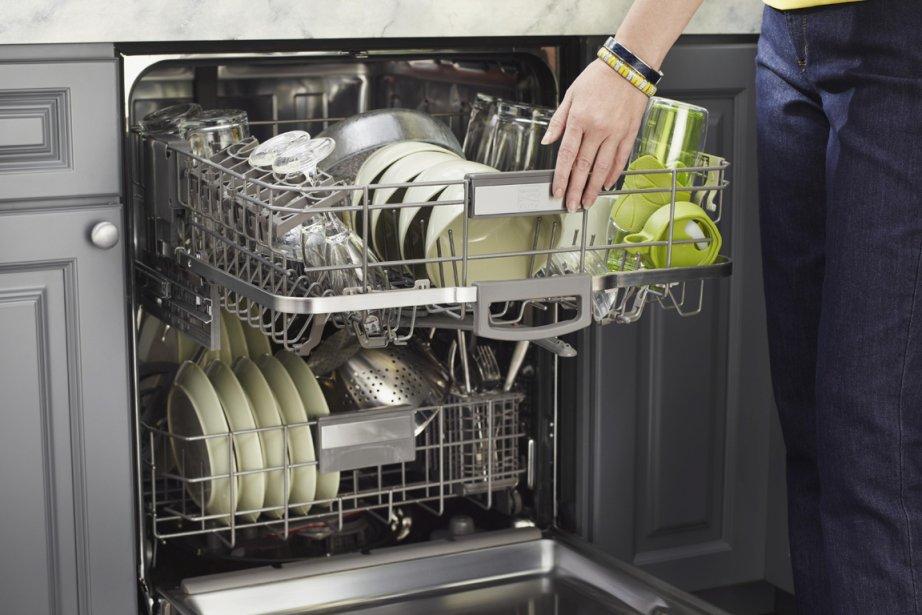 Josephine Cochrane a inventé le lave-vaisselle en Illinois,... (PHOTO AP)