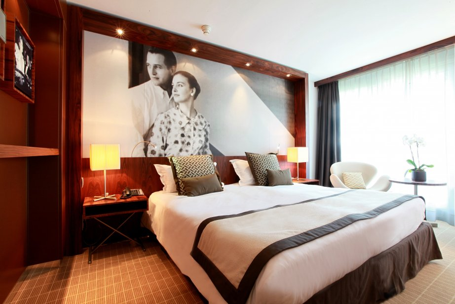 Une suite du JW Marriott (Photo RelaxNews)