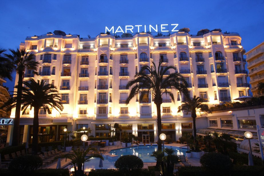Grand Hyatt Cannes Hôtel Martinez (Photo RelaxNews)