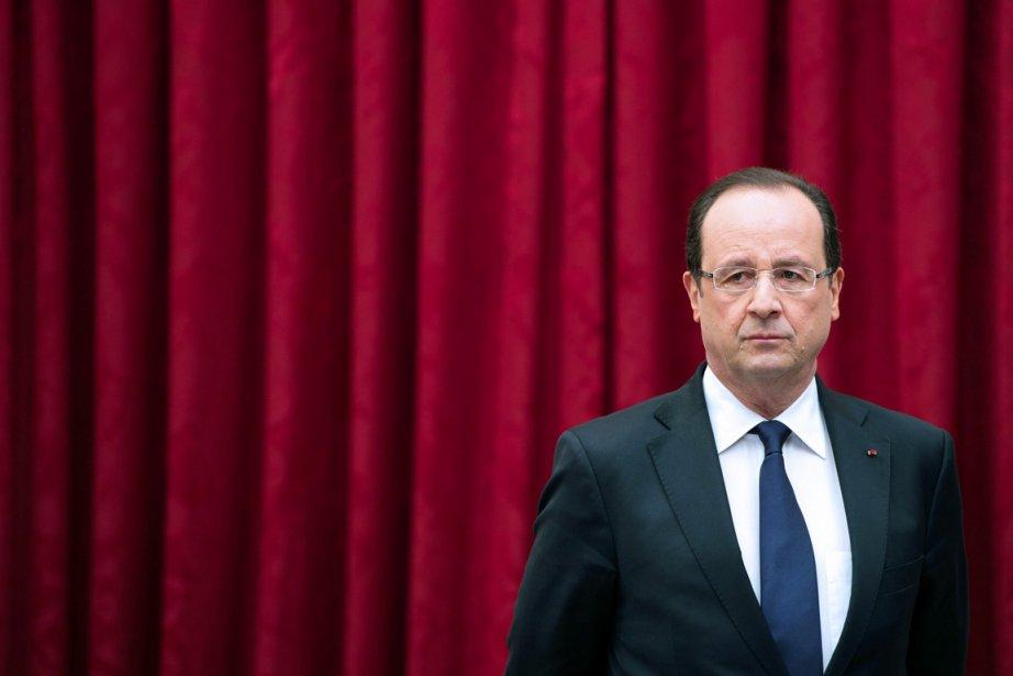 Le président François Hollande déçoit à presque tous... (PHOTO BERTRAND LANGLOIS, REUTERS)