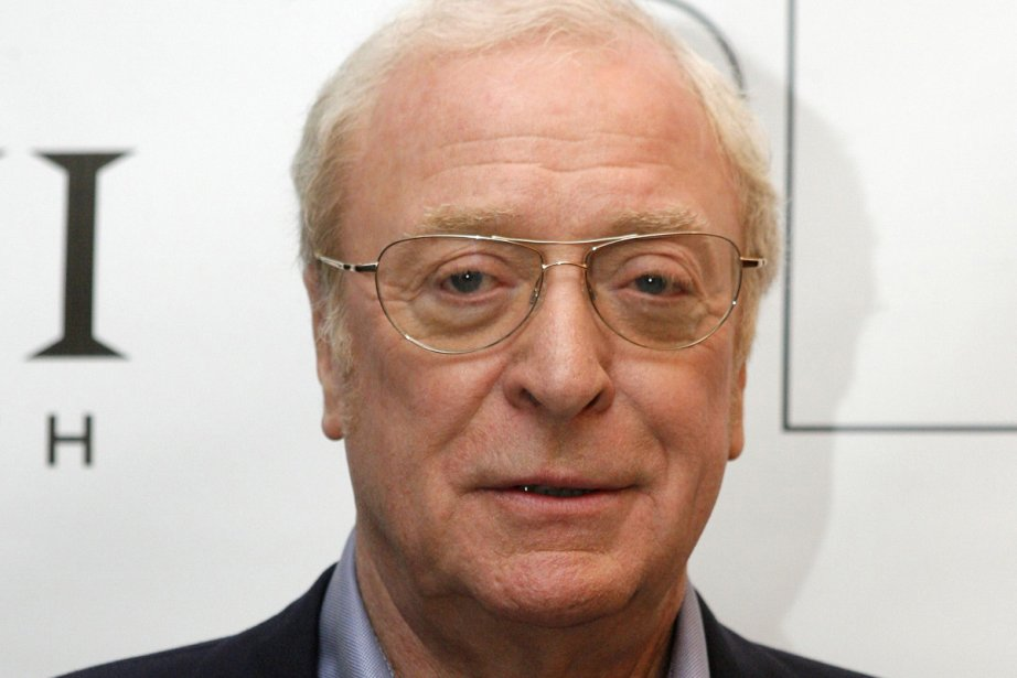 Michael Caine... (Photo: archives Reuters)