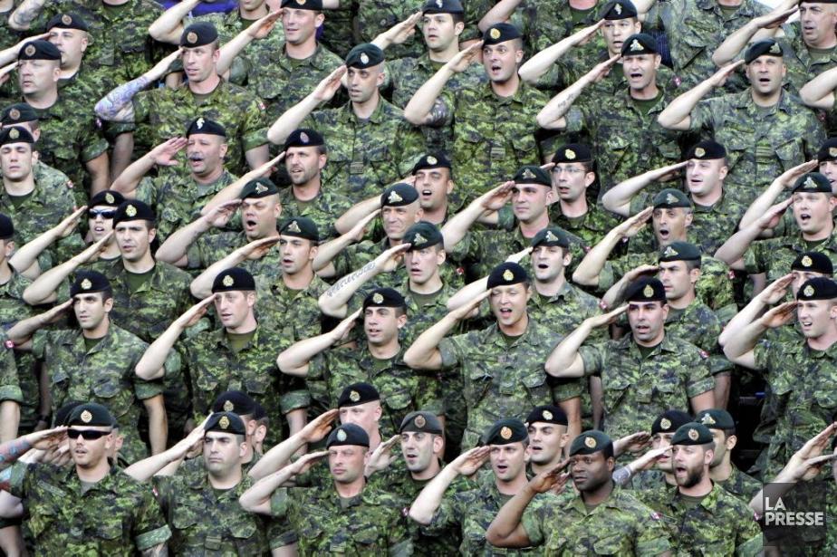 Le gouvernement Harper a fait... (Photo Bernard Brault, archives La Presse)