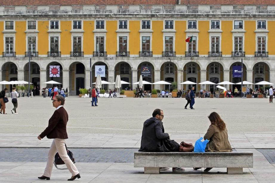 Lisbonne... (Photo Reuters)