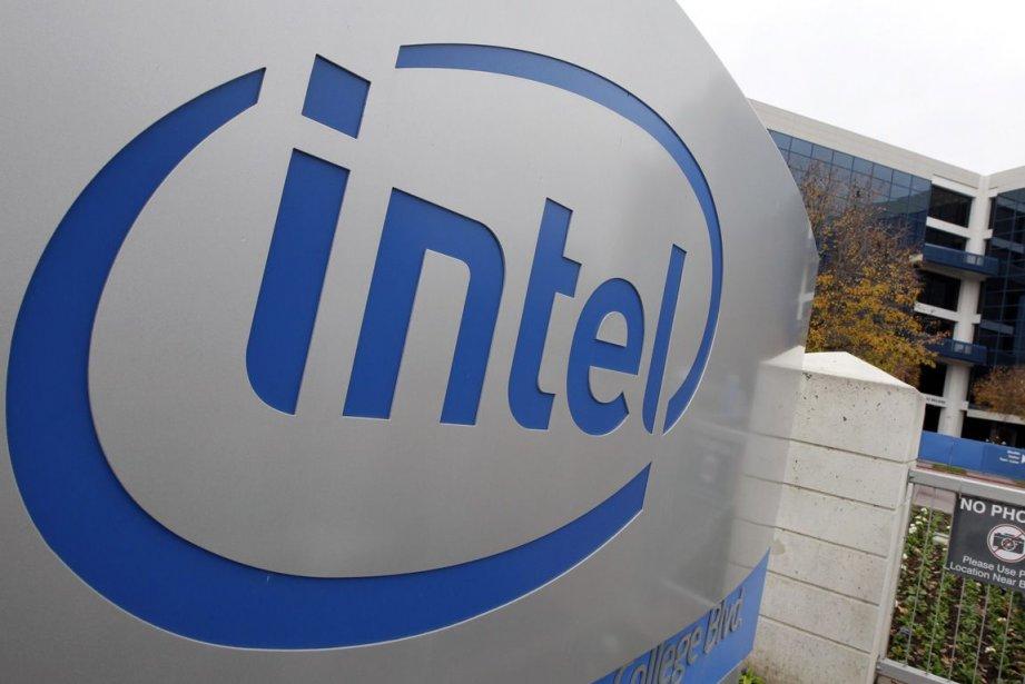 Le premier fabricant mondial de microprocesseurs, le groupe... (Photo: AP)