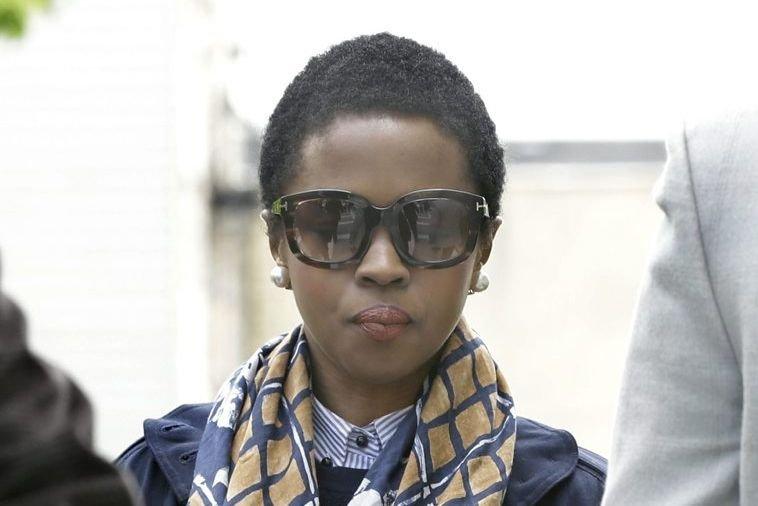 Lauryn Hill... (PHOTO MEL EVANS, AP)