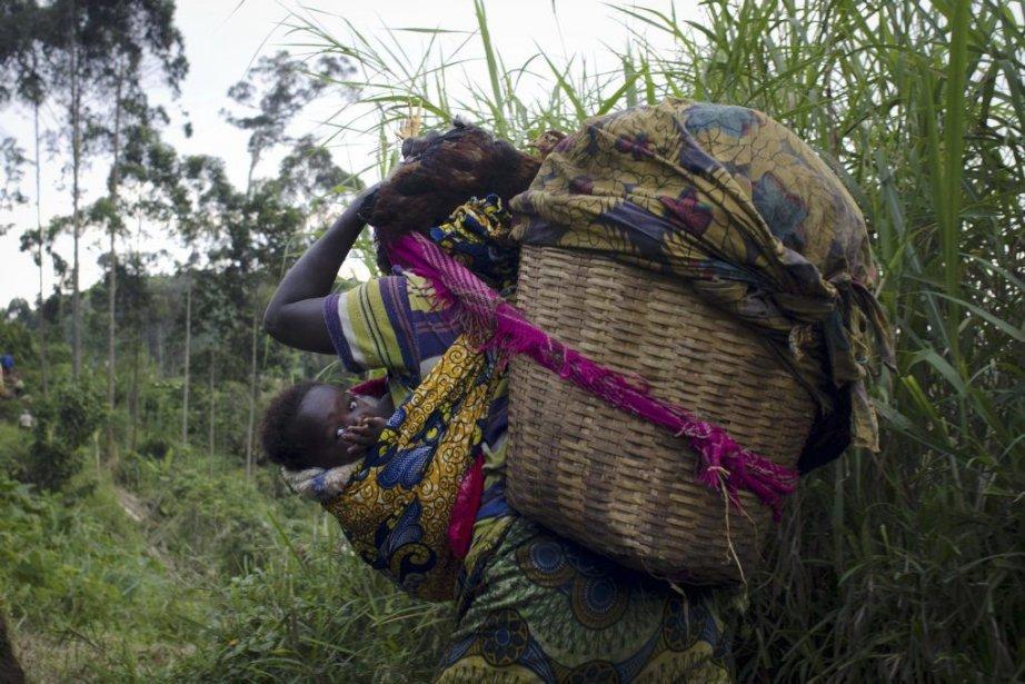 Le rapport a établi qu'une femme ou une... (PHOTO MICHELE SIBILONI, AFP)