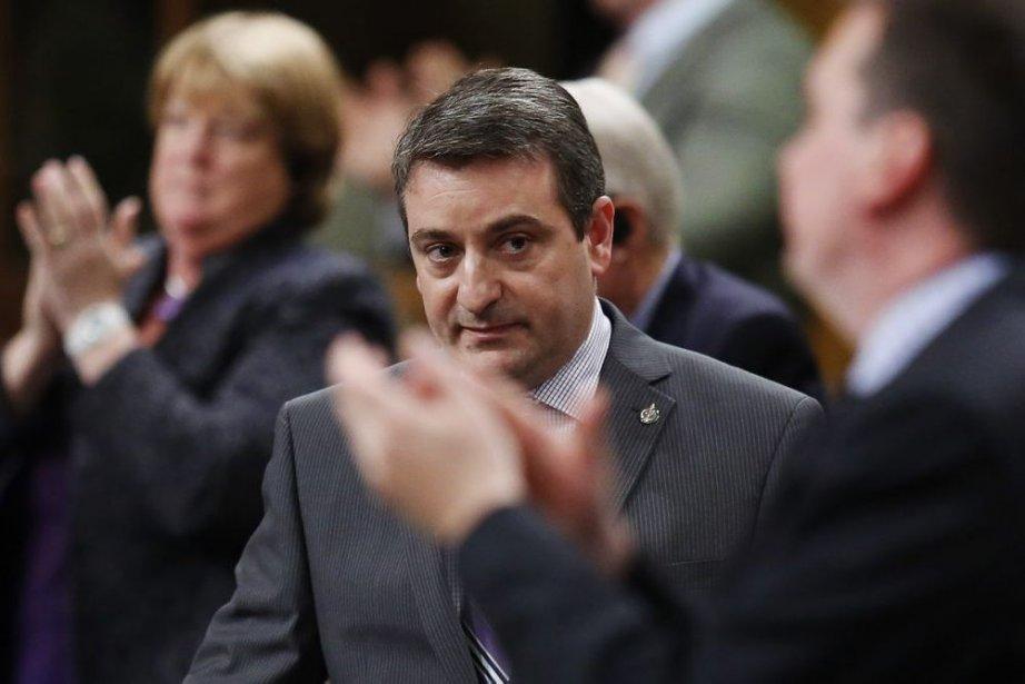 Paul Calandra... (Photo Reuters)