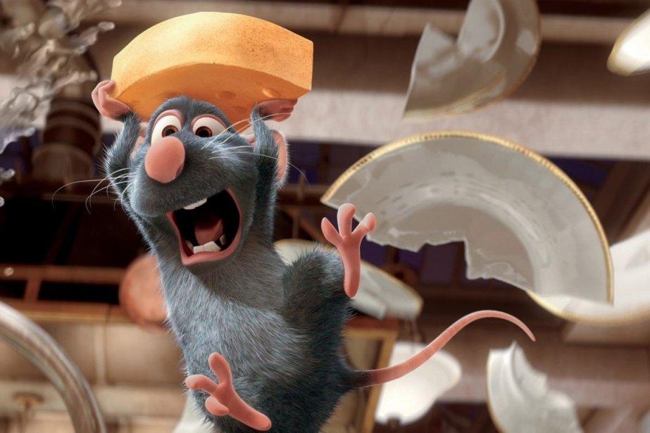 Ratatouille... (Photo AP)