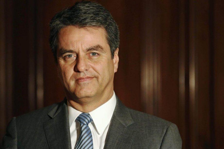 Roberto Azevedo... (Photo Luke MacGregor, Reuters)