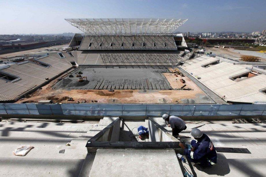 La FIFA a clairement établi qu'elle n'accepterait aucun... (Photo Paulo Whitaker, Reuters)