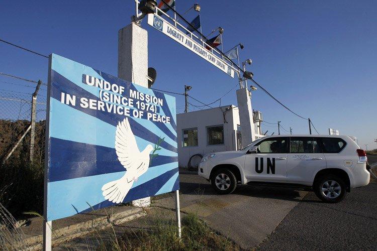 La FNUOD est chargée depuis 1974 de faire... (Photo: Reuters)