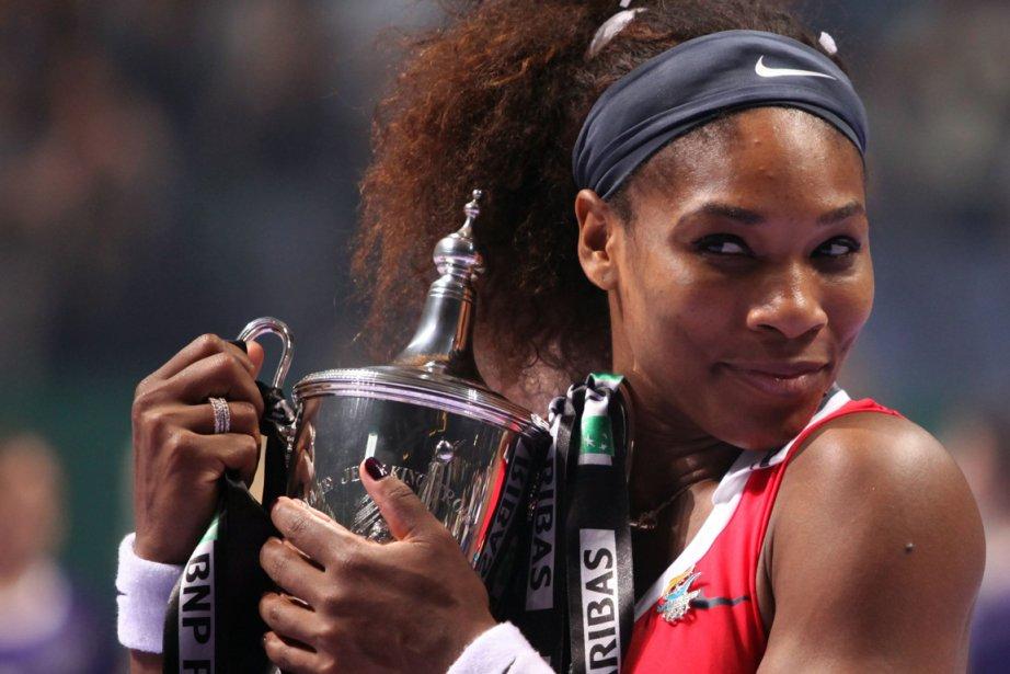 La gagnante du Masters féminin à Istanbul en... (Photo Bulent Kilic, AFP)