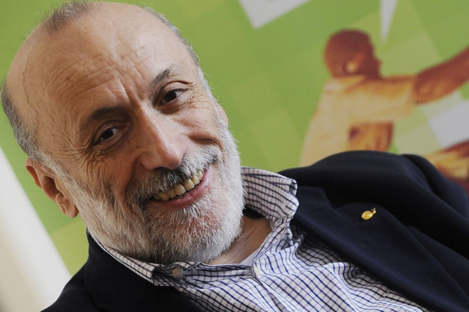 Carlo Petrini, fondateur du mouvement Slow Food.... (Photo: AFP)