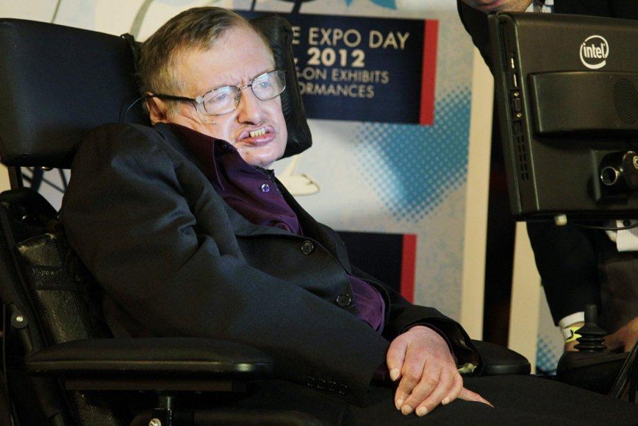 «Hawking prend part au boycottage universitaire d'Israël et... (PHOTO TED S. WARREN, AP)