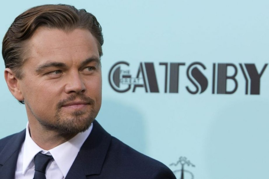 Leonardo DiCaprio à la première de The Great... (Photo: Reuters)