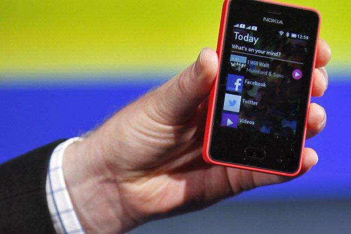 Le fabricant finlandais de téléphone Nokia a lancé jeudi en Inde son téléphone...