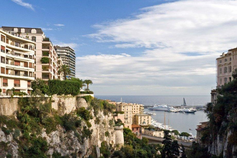 Monaco... (PHOTOTHÈQUE LA PRESSE)