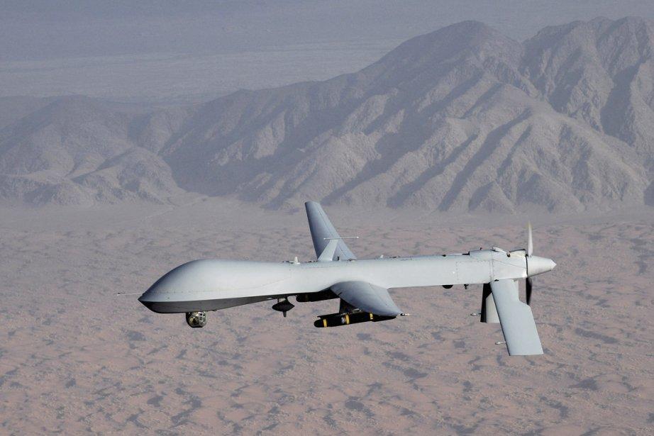 Un tribunal pakistanais a qualifié jeudi de «crime... (PHOTO ARCHIVES REUTERS/U.S. AIR FORCES)