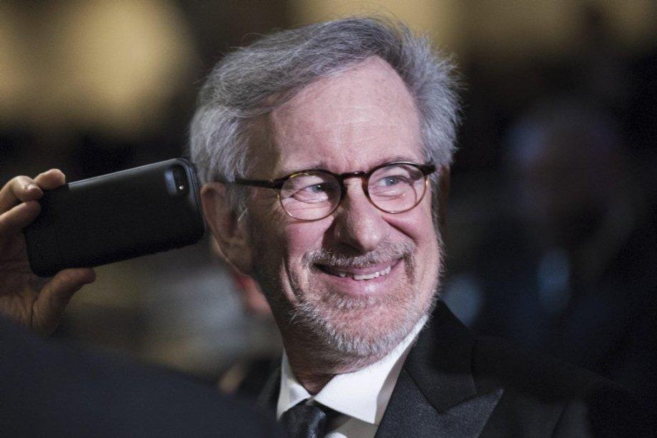 Steven Spielberg... (Photo Brendan Smiaowski, Agence France-Presse)