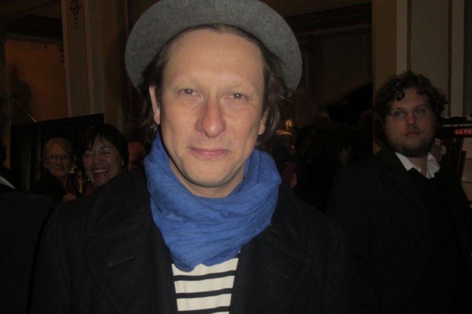Le comédien Paul Ahmarani.... (Photo Herby Moreau, archives La Presse)