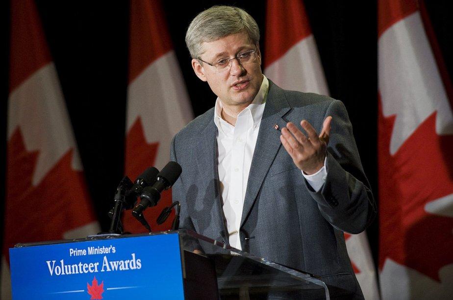 La cérémonie visait à remettre le nouveau Prix... (Photo archives La Presse Canadienne)