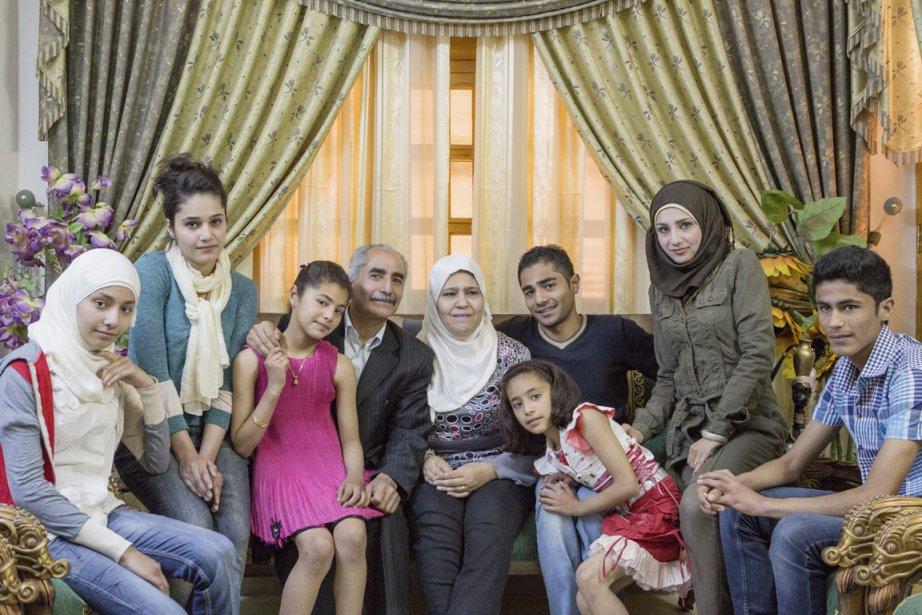 Raqqa une ville syrienne bout de souffle for Portent en arabe