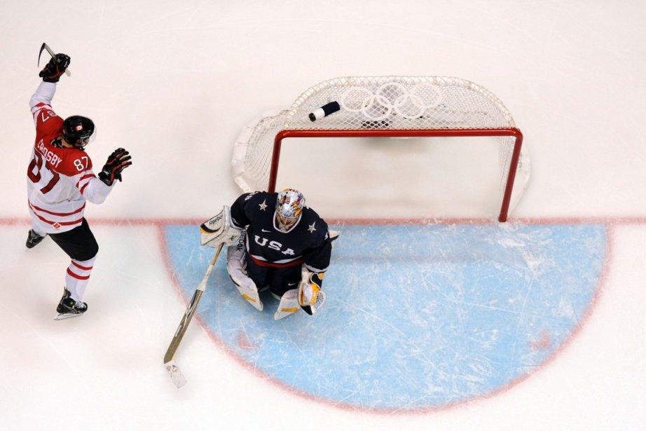 Les joueurs de la LNH devraient encore se... (Photo : archives AFP)