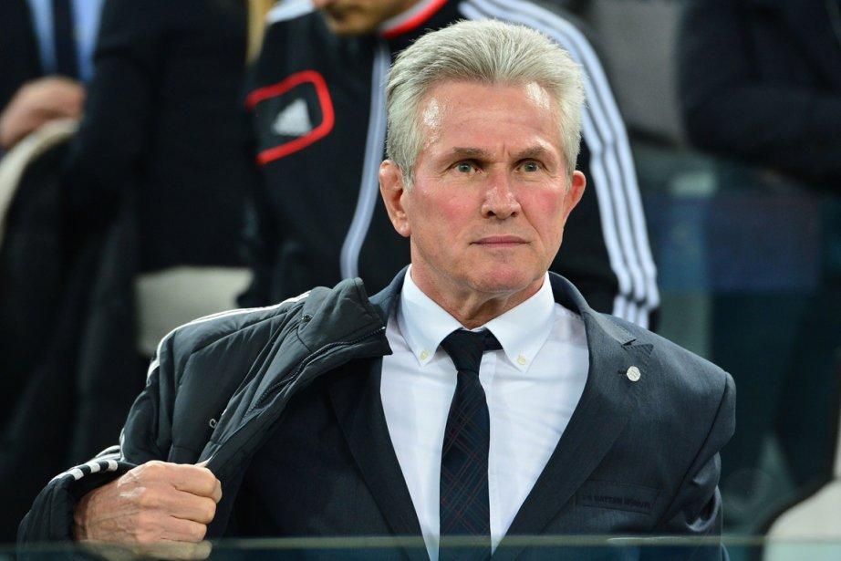 Jupp Heynckes a guidé le Bayern Munich au... (Photo Giuseppe Cacace, AFP)
