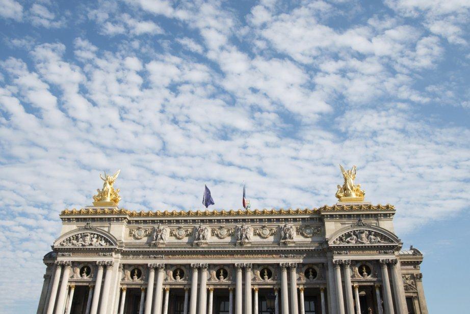 Opéra de Paris... (PHOTOTHÈQUE LA PRESSE)