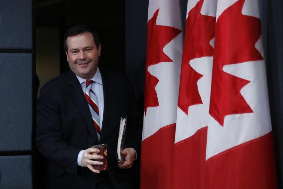 Le ministre de l'Immigration, Jason Kenney, adévoilé vendredi... (Photo CHRIS WATTIE, Archives REUTERS)