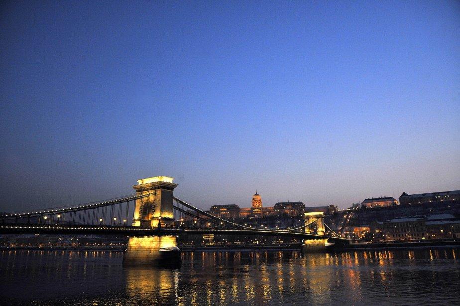 Le Danube... (PHOTO AFP)