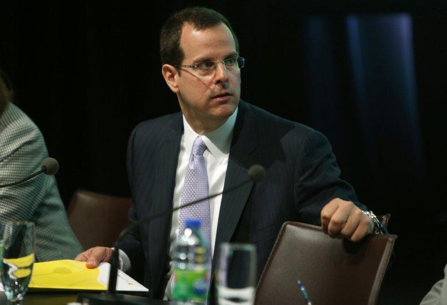 Marc Tellier, président de Groupe Pages Jaunes.... (Photo Martin Chamberland, La Presse)