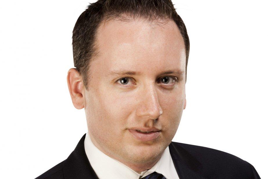 Brian Pinchuk, de Lorne Steinberg Wealth Management... (Photo fournie)