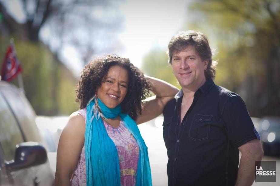 Dawn Tyler Watson et Paul Deslauriers ont «survécu»... (Photo André Pichette, La Presse)