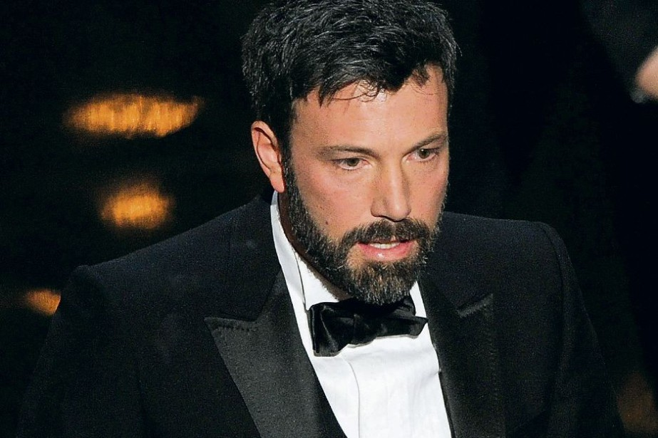 Ben Affleck... (Photo: archives AFP)