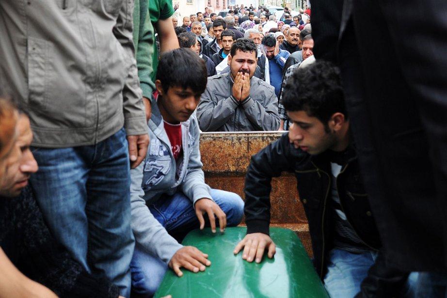 Le double attentat a fait au moins 46... (Photo: AFP)