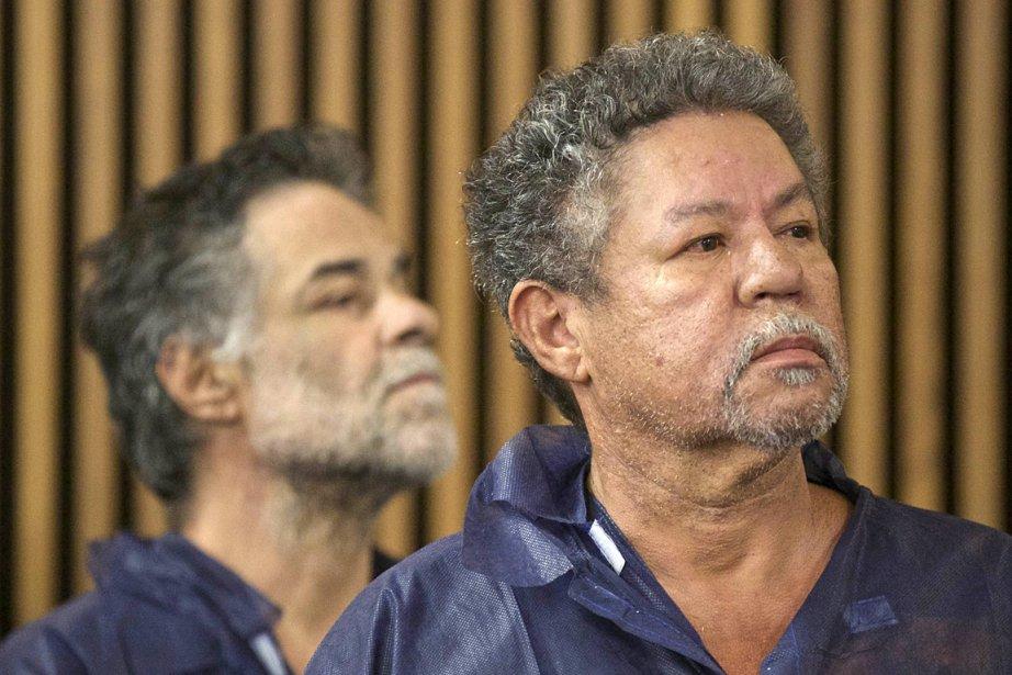 Onil Castro et Pedro Castro (à droite) ont... (Photo: Reuters)