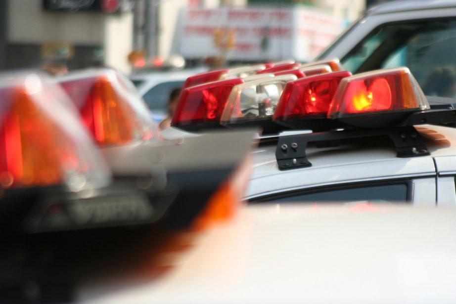 La police américaine a arrêté samedi en Californie un... (PHOTOTHÈQUE LA PRESSE)