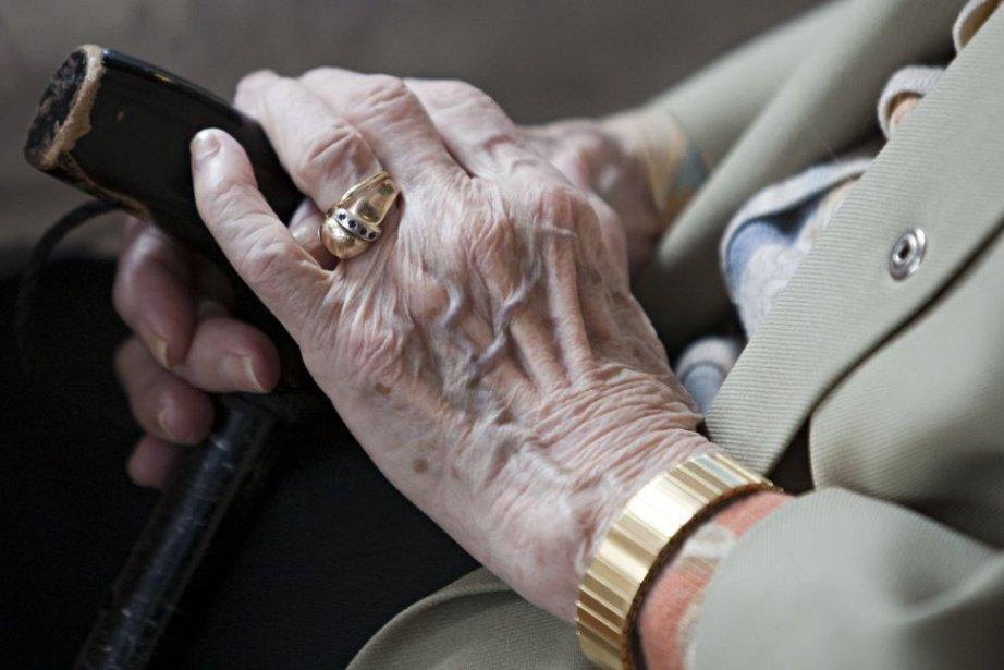 Si une personne de 75 ans et plus... (Photo François Roy, La Presse)