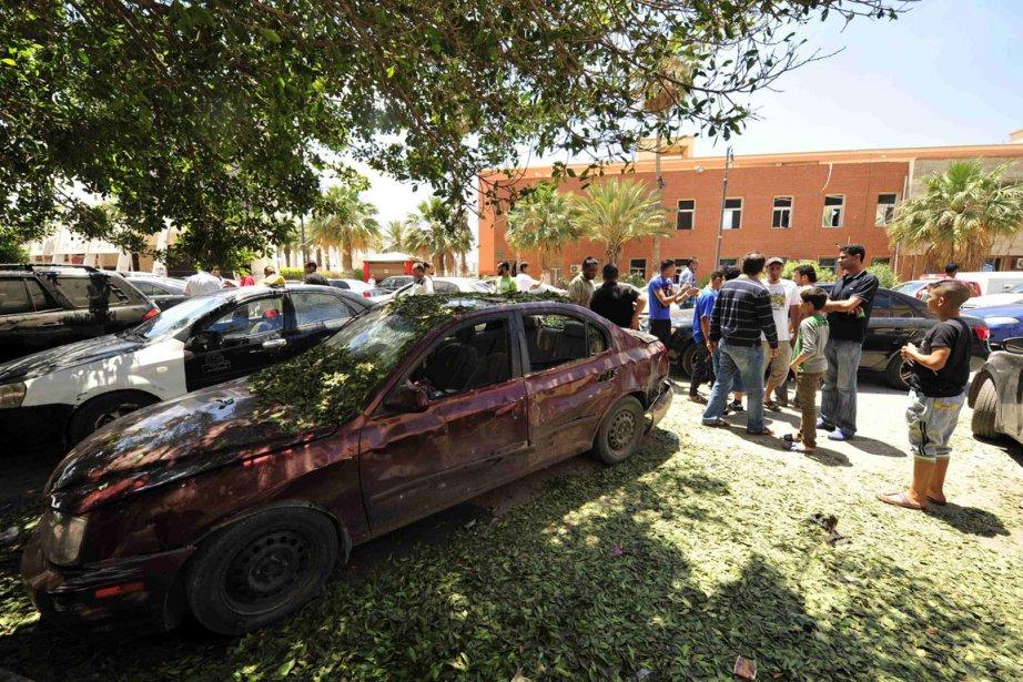 La ville de Benghazi, bastion de la révolution... (PHOTO ESAM AL-FETORI, ARCHIVES REUTERS)