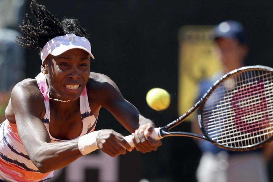 Venus Williams... (Photo Alessandro Bianchi, Reuters)