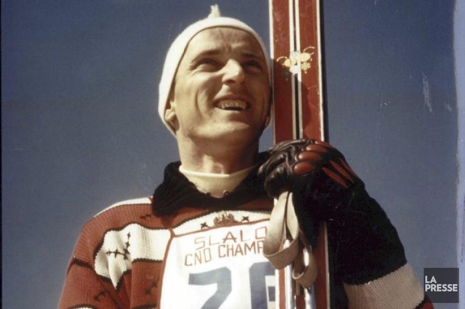 Le  Sherbrookois Jean Lessard a remporté en... (Photo fournie par la famille Lessard)