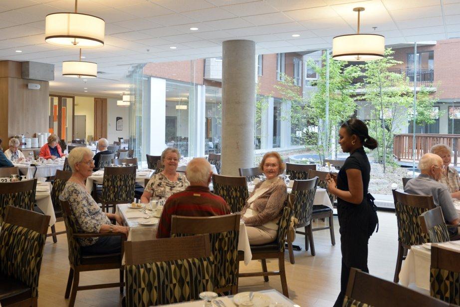Plusieurs promoteurs de résidences privées pour personnes âgées... (Photo Bernard Brault, La Presse)