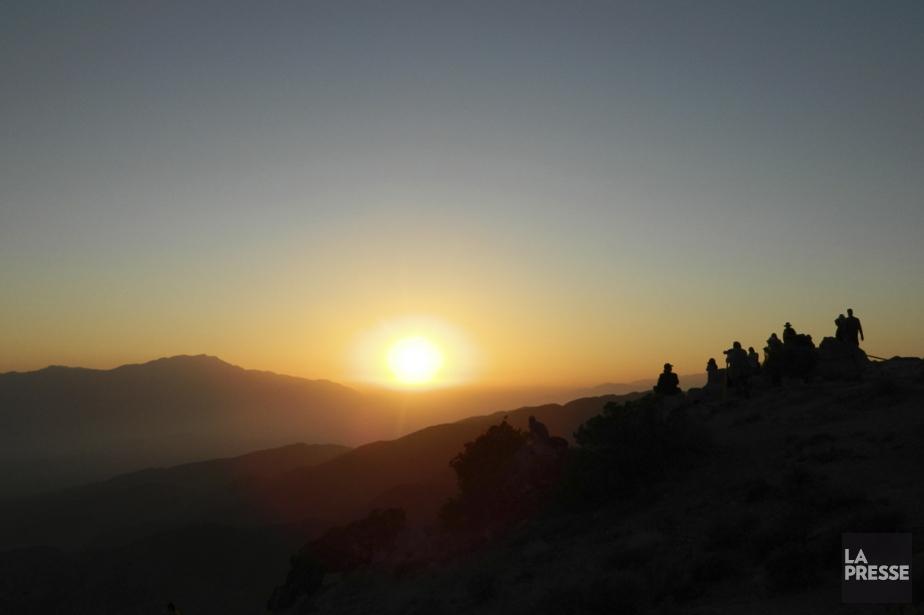 Key Views près de Palm Springs.... (Photo Julia Vallelunga, collaboration spéciale)