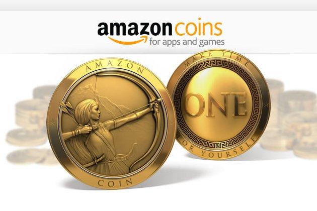 Amazon lance officiellement, lundi, sa très attendue monnaie virtuelle....