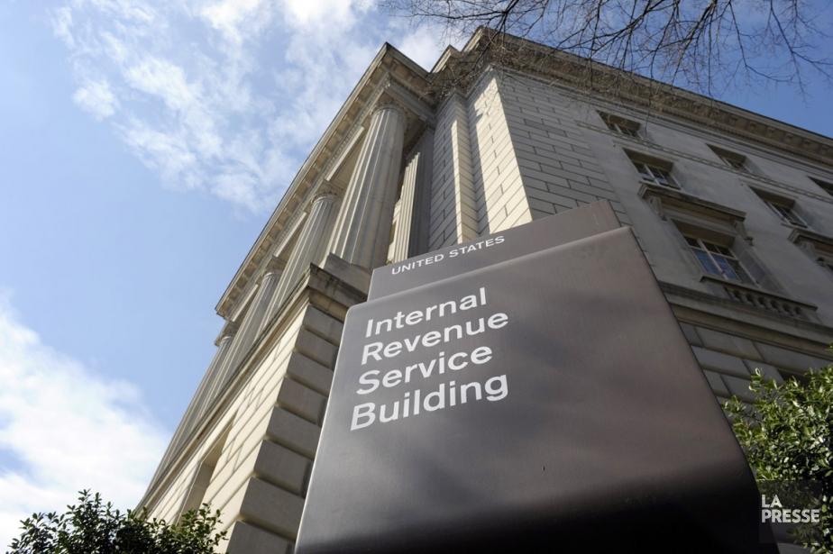 L'IRS a annoncé vendredi, en s'excusant, que des... (PHOTO SUSAN WALSH, AP)