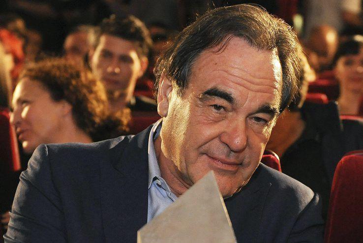 Oliver Stone au Festival du film subversif de... (AFP)